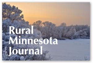 Rural Minnesota Journal-snowy scene