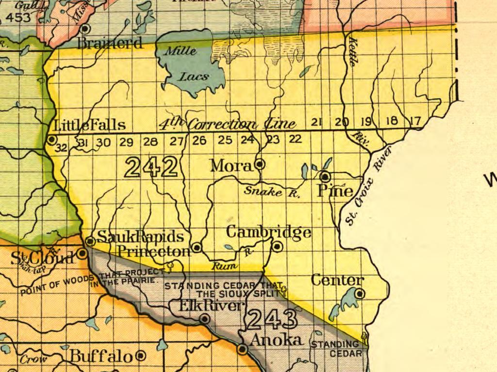 Treaty Guaranteed Usufructuary Rights In Minnesota Center For