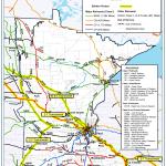 Bakken routes
