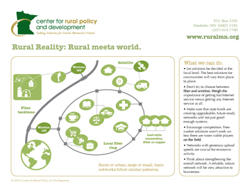 Rural broadband two-pager