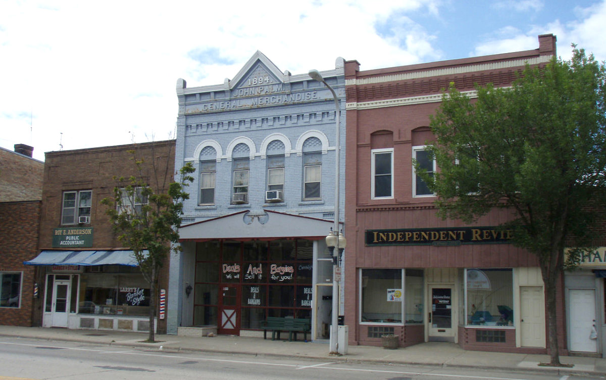 downtown Litchfield