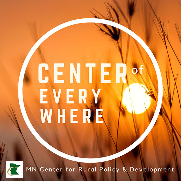 Center of Everywhere Podcast Cover