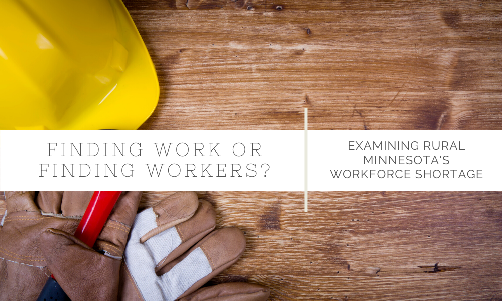 Finding work or finding workers?